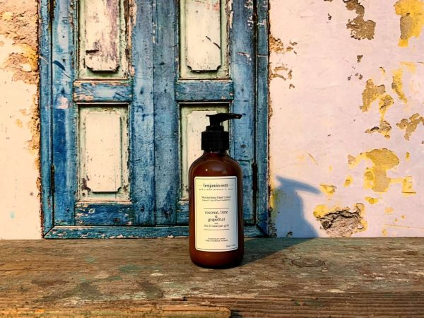 Coconut Lime Grapefruit Hand & Body Lotion